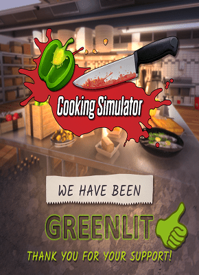 Cooking Simulator steam