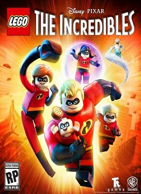 LEGO The Incredibles pobierz gre
