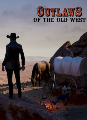 Outlaws of the Old West crack