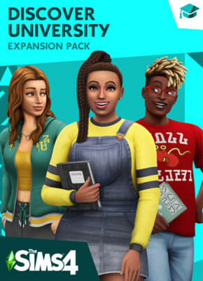 The Sims 4: Discover University Download