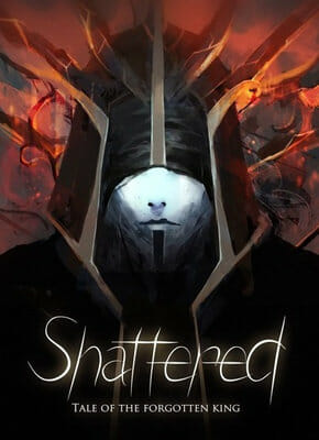 Cover gry Shattered Tale of the Forgotten King